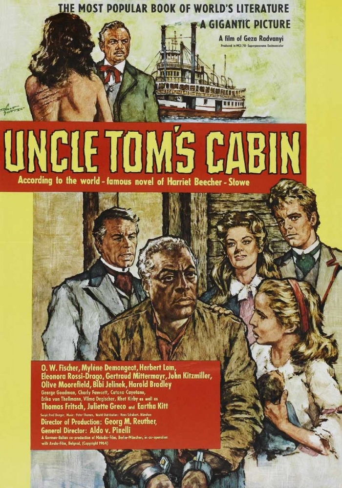UNCLE TOMS CABIN Everett Collection 114615