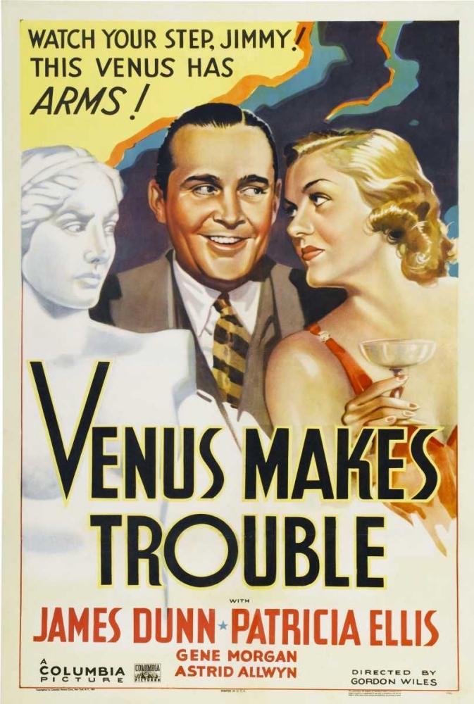 VENUS MAKES TROUBLE Everett Collection 110710