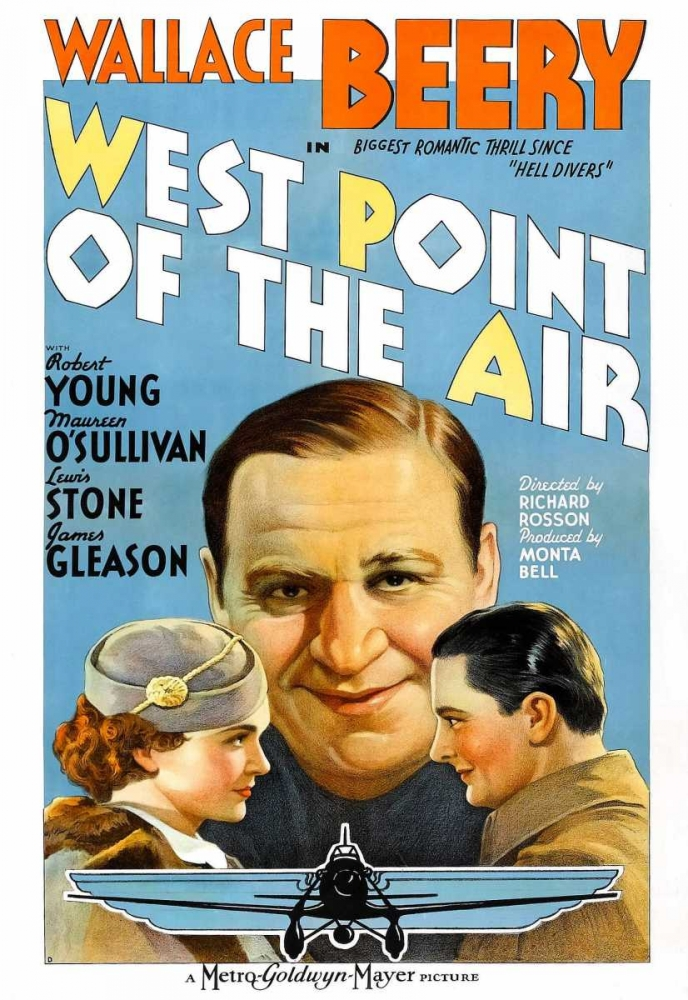WEST POINT OF THE AIR Everett Collection 110128