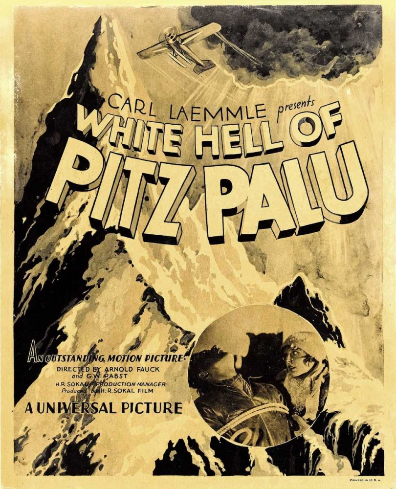 THE WHITE HELL OF PITZ PALU Everett Collection 108821