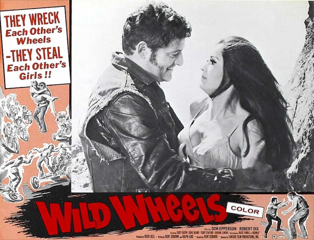 WILD WHEELS Everett Collection 115076