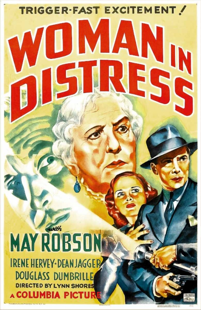WOMAN IN DISTRESS Everett Collection 110688