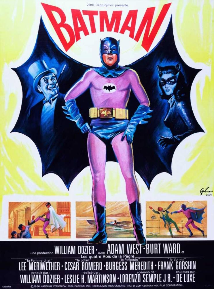 BATMAN (aka BATMAN: THE MOVIE) Everett Collection 114664
