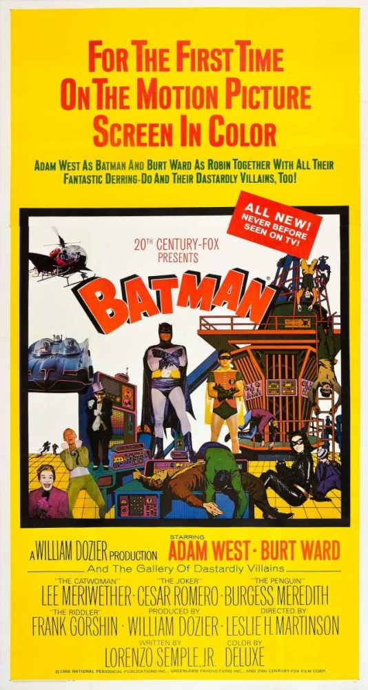 BATMAN (aka BATMAN: THE MOVIE) Everett Collection 114713