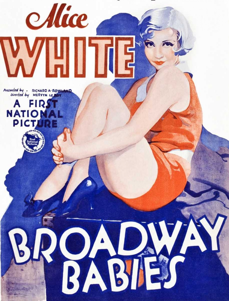 BROADWAY BABIES Everett Collection 108453