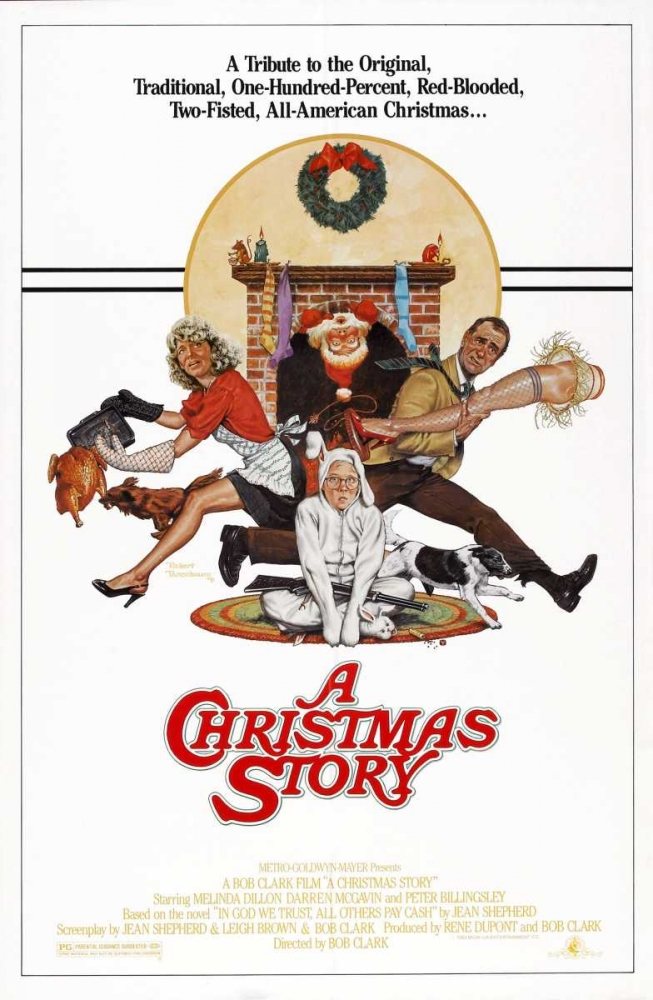 A CHRISTMAS STORY Everett Collection 115871