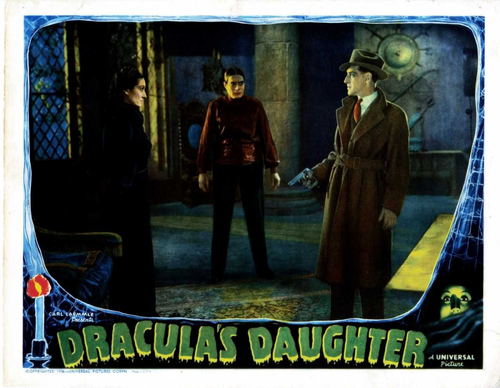 DRACULAS DAUGHTER Everett Collection 110440