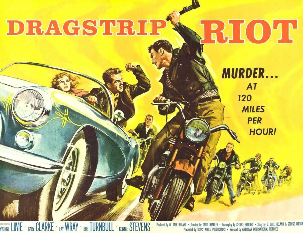 DRAGSTRIP RIOT Everett Collection 114194