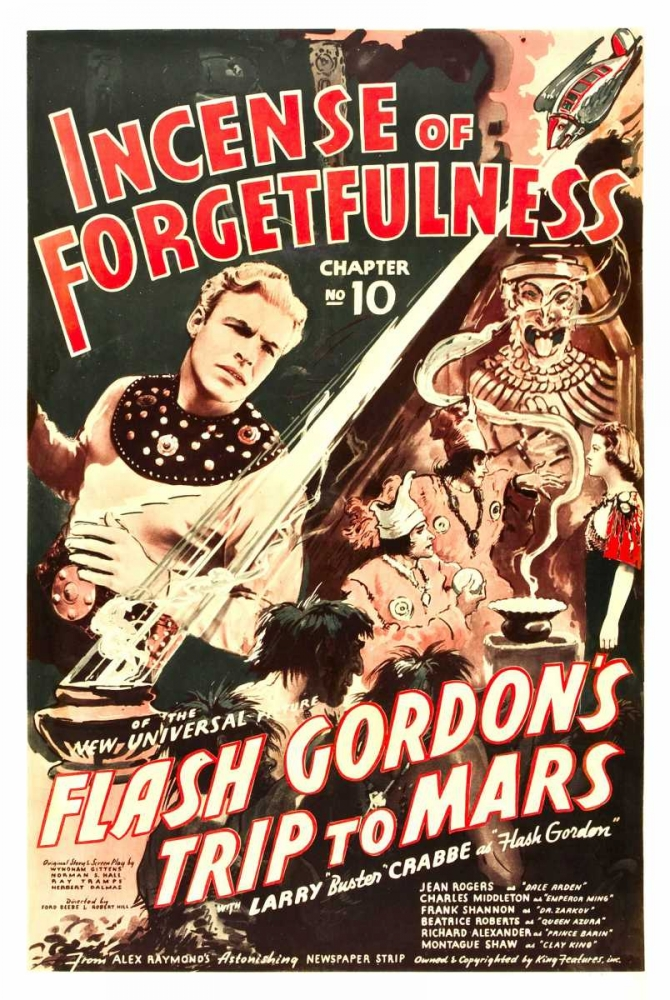 FLASH GORDONS TRIP TO MARS Everett Collection 110913