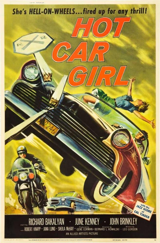 HOT CAR GIRL Everett Collection 114201