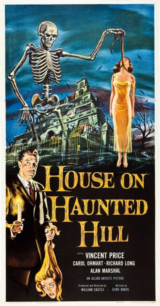 HOUSE ON HAUNTED HILL Everett Collection 113879