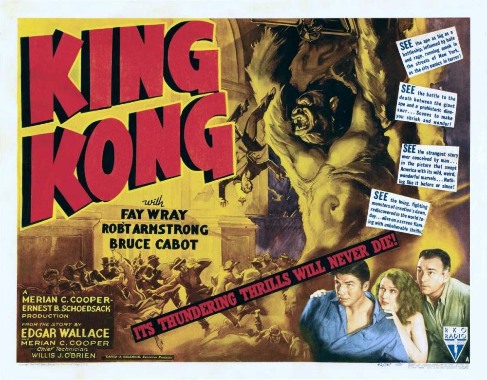 KING KONG Everett Collection 111555