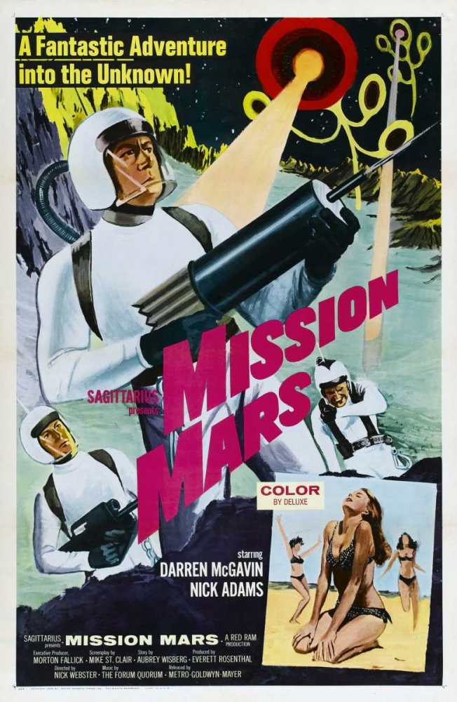MISSION MARS Everett Collection 114862