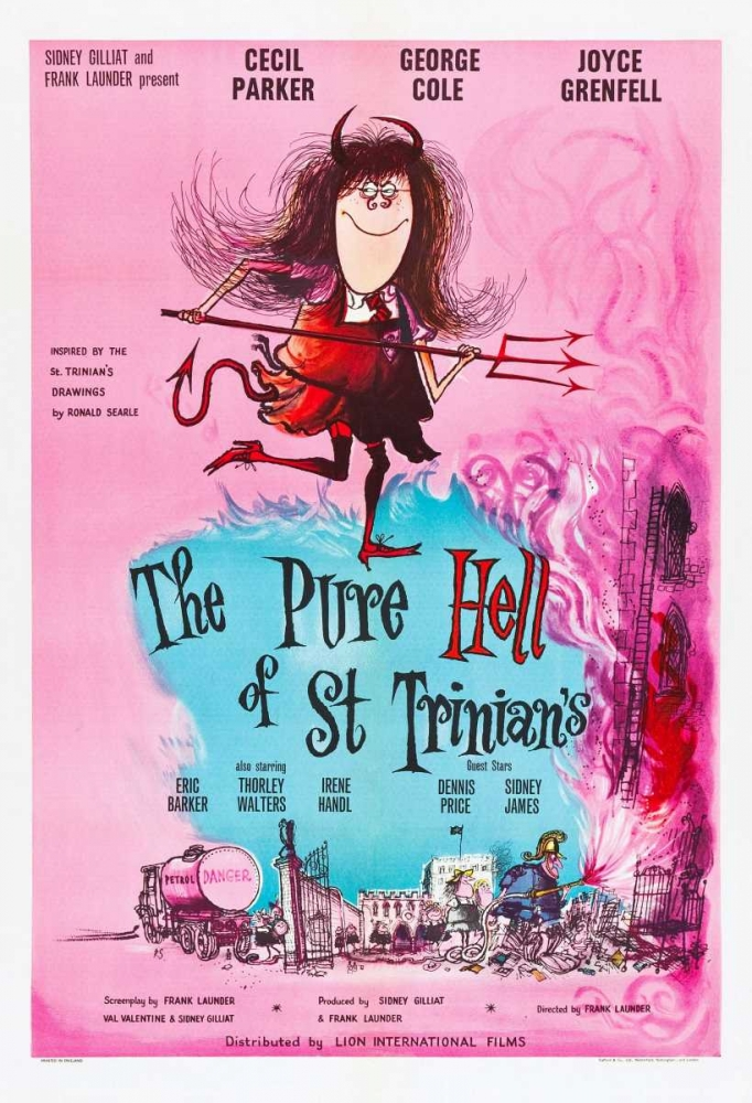 THE PURE HELL OF ST. TRINIANS Everett Collection 114386