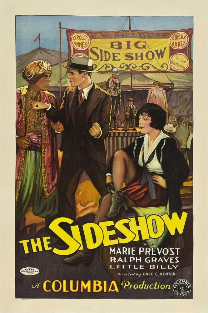 THE SIDESHOW Everett Collection 108808