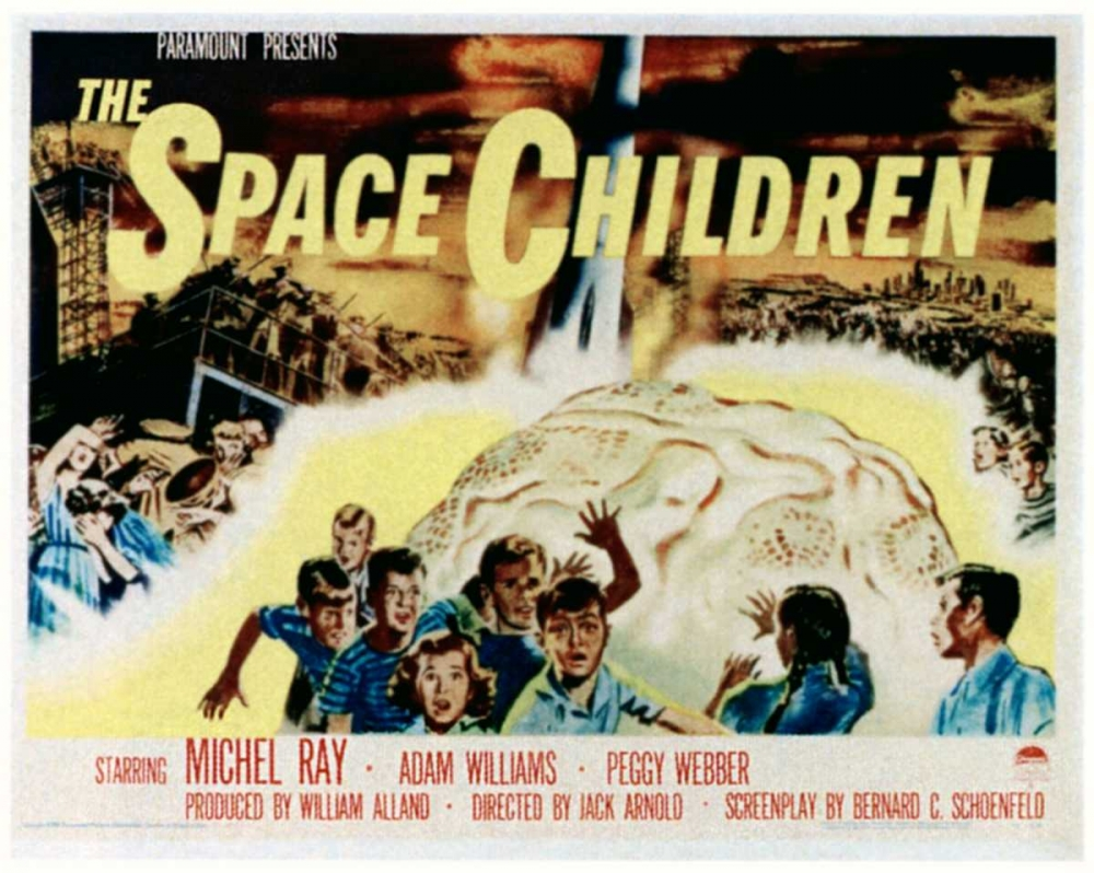 THE SPACE CHILDREN Everett Collection 114209