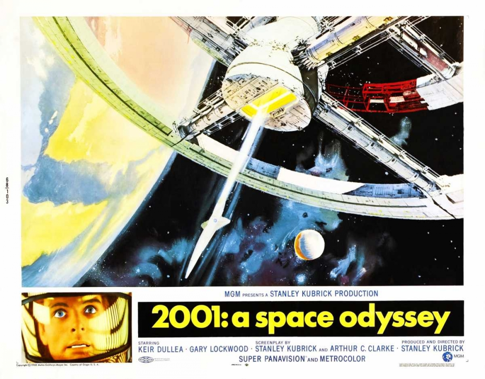 2001: A SPACE ODYSSEY Everett Collection 114853
