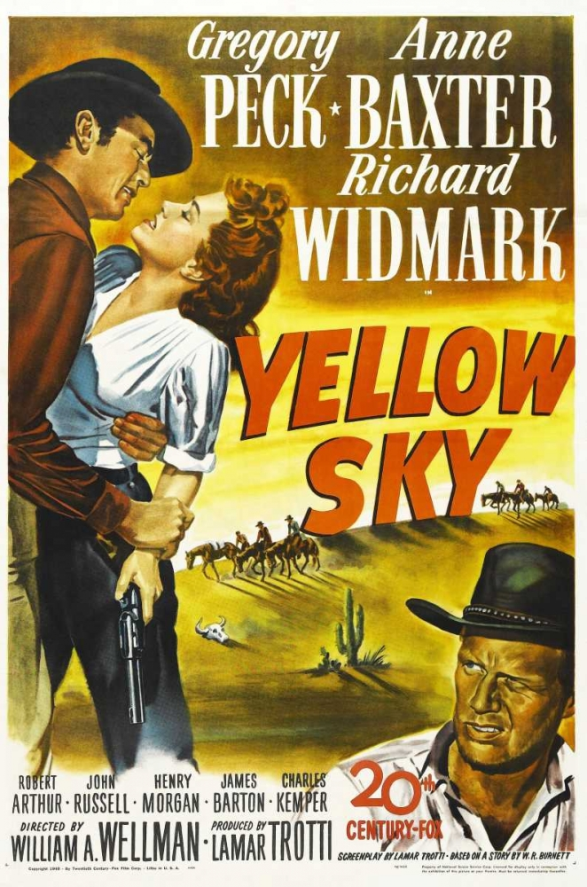 YELLOW SKY Everett Collection 112391