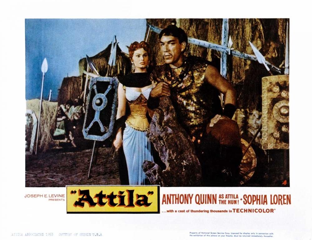 ATTILA Everett Collection 113672