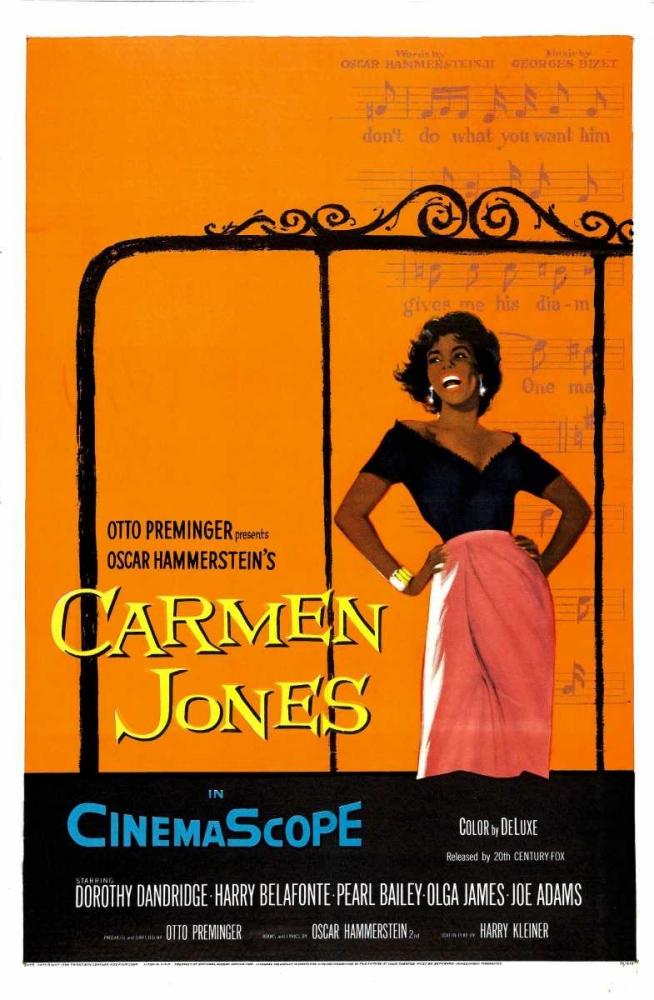 CARMEN JONES Everett Collection 113183