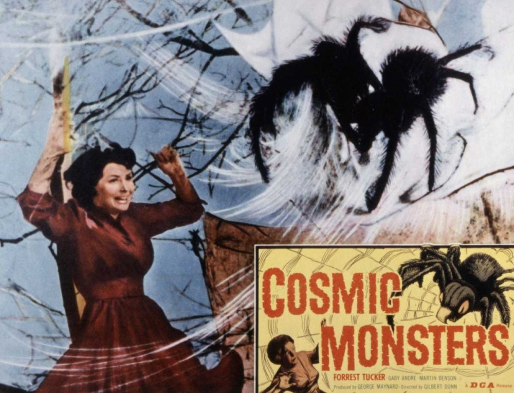 THE COSMIC MONSTER Everett Collection 114314