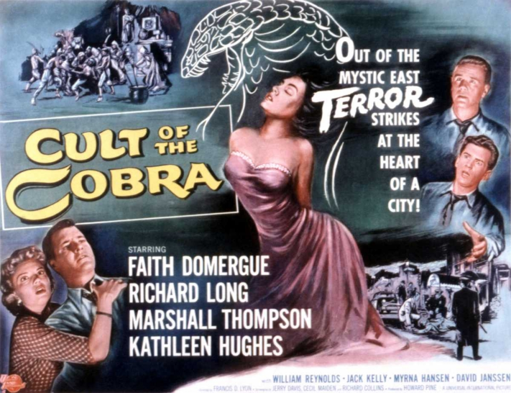 CULT OF THE COBRA Everett Collection 113317