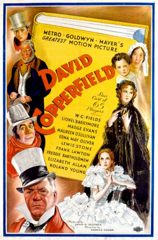 DAVID COPPERFIELD Everett Collection 110169
