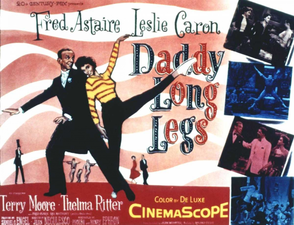 DADDY LONG LEGS Everett Collection 113293