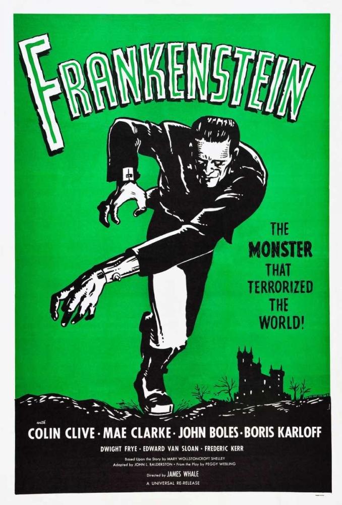 FRANKENSTEIN Everett Collection 109388