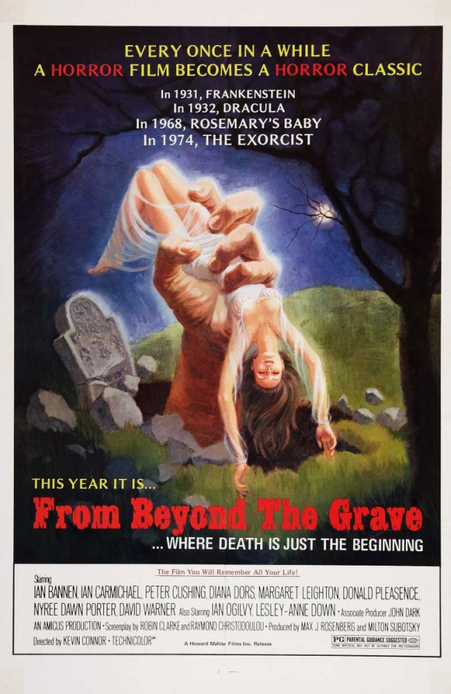 FROM BEYOND THE GRAVE Everett Collection 115492