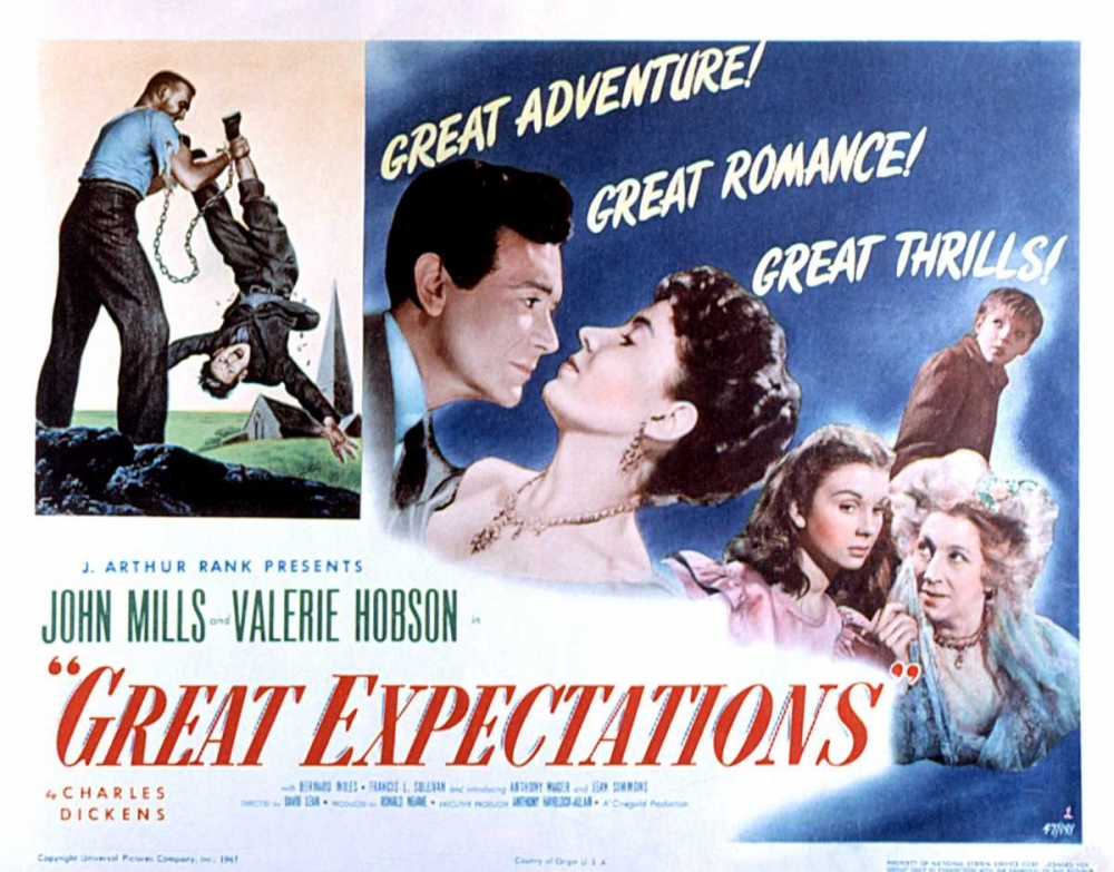 GREAT EXPECTATIONS Everett Collection 112938