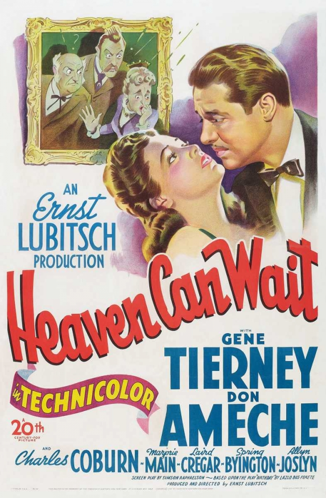 HEAVEN CAN WAIT Everett Collection 112026