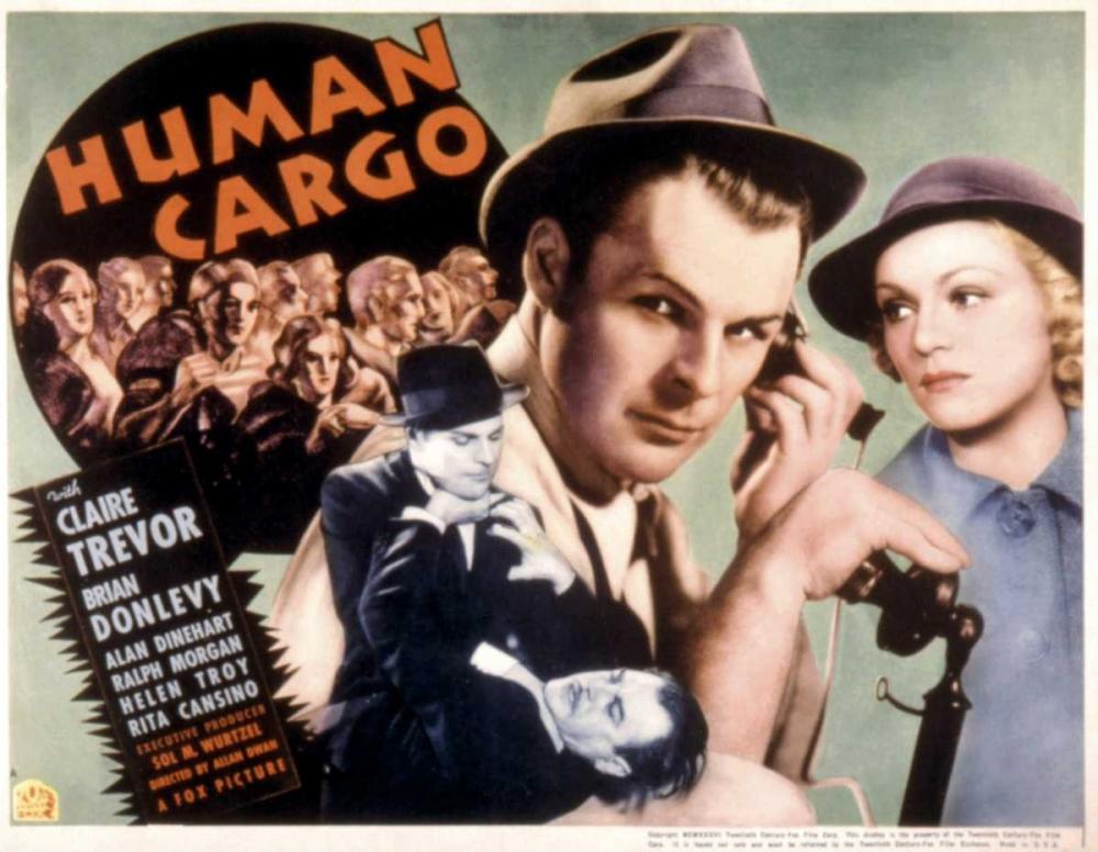 HUMAN CARGO Everett Collection 110466