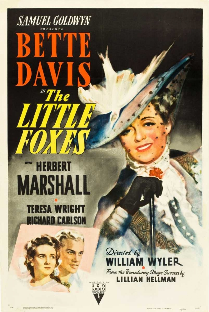THE LITTLE FOXES Everett Collection 112640