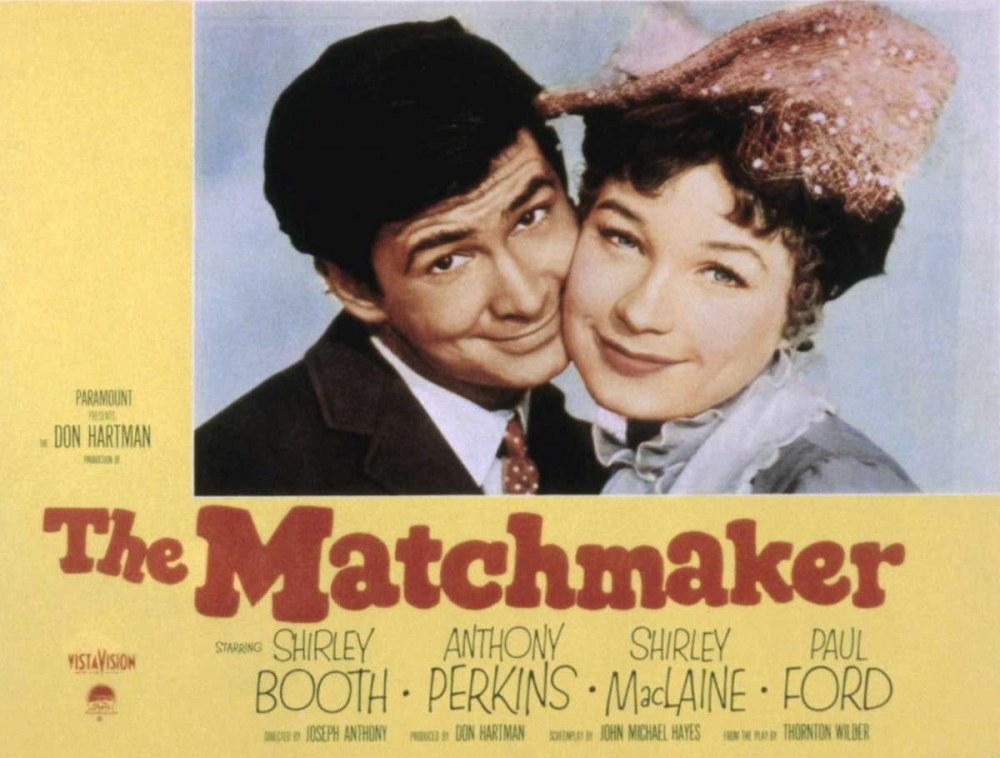 THE MATCHMAKER Everett Collection 114208