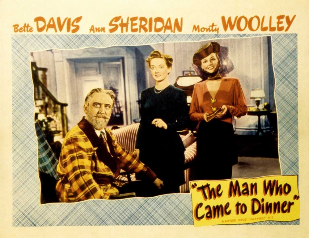 THE MAN WHO CAME TO DINNER Everett Collection 111987