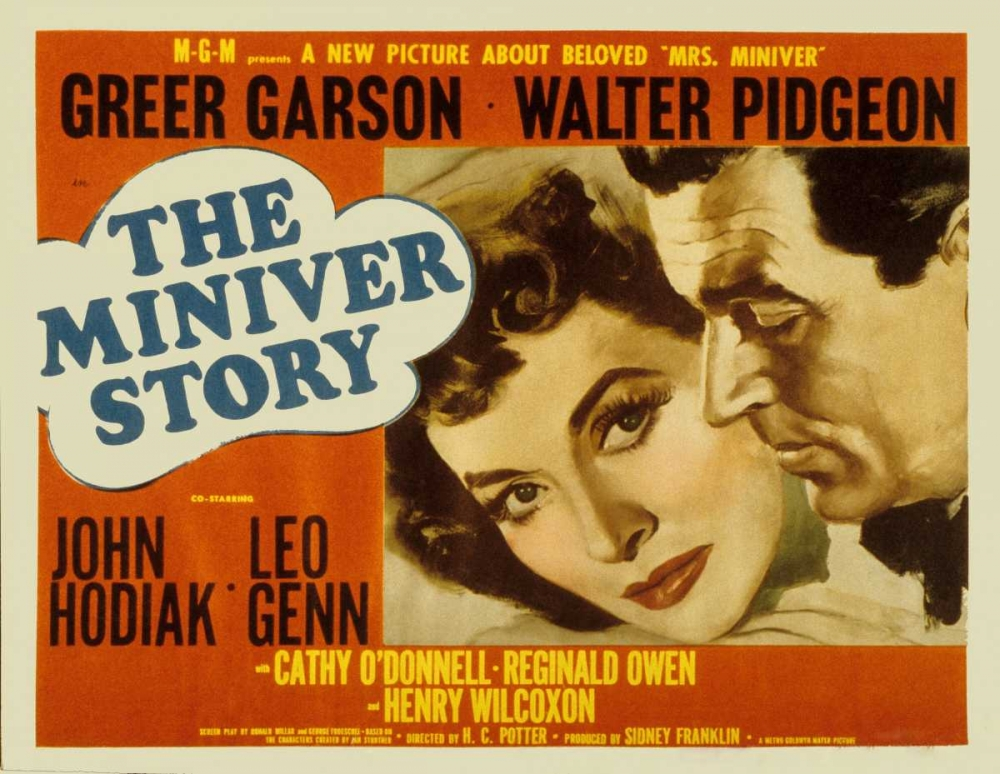 THE MINIVER STORY Everett Collection 113166