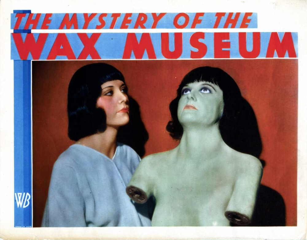 MYSTERY OF THE WAX MUSEUM Everett Collection 109282