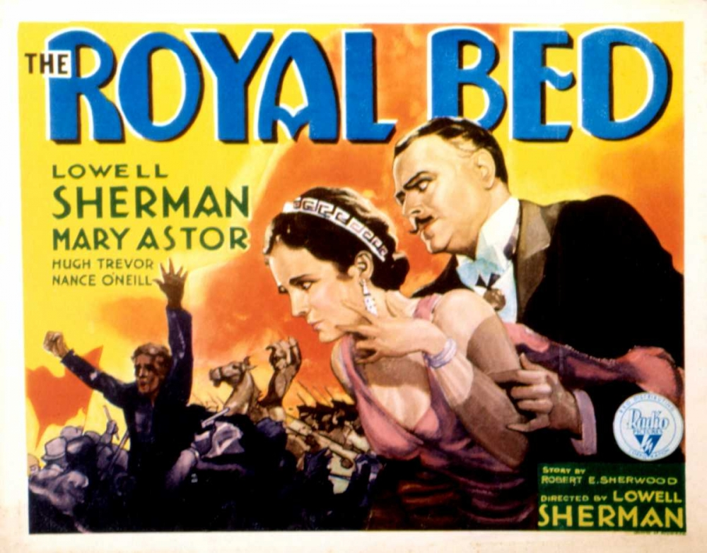 THE ROYAL BED Everett Collection 111201