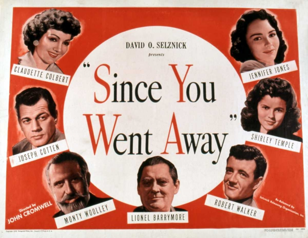 SINCE YOU WENT AWAY Everett Collection 112863