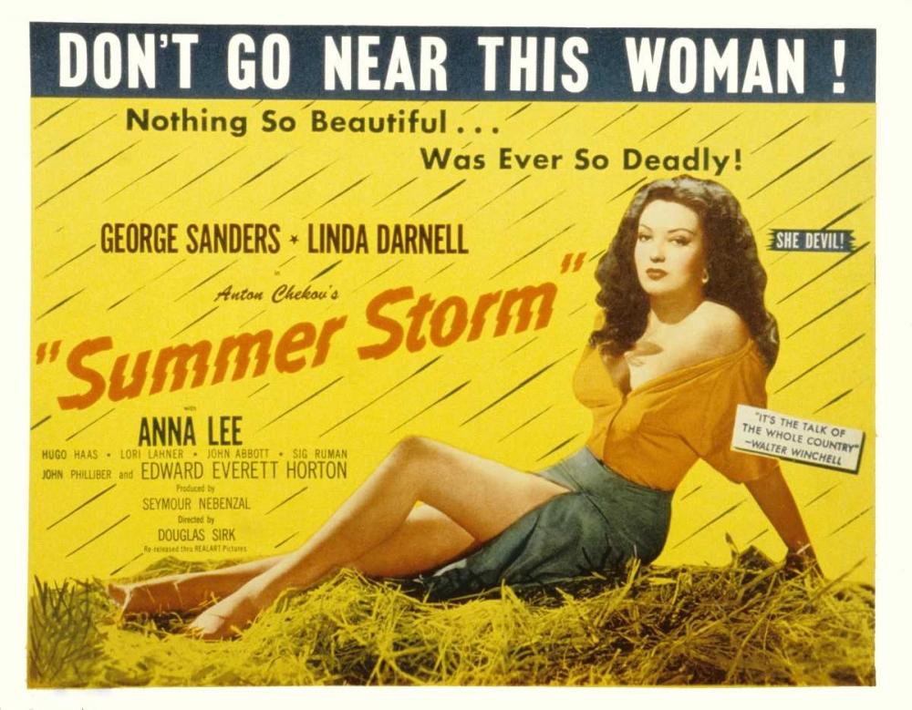 SUMMER STORM Everett Collection 112844