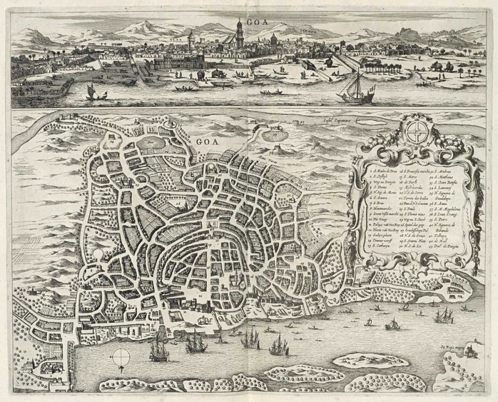 View of Goa Wassberger,Johannes Jansonnius 120343