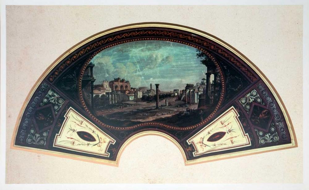 The Roman Forum Bigatti, Tommaso 162705