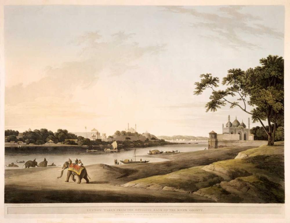 Lucknow Daniells,Thomas & Wm 126501