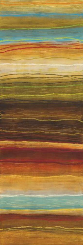Organic Layers Panel I Lee, Jeni 142450