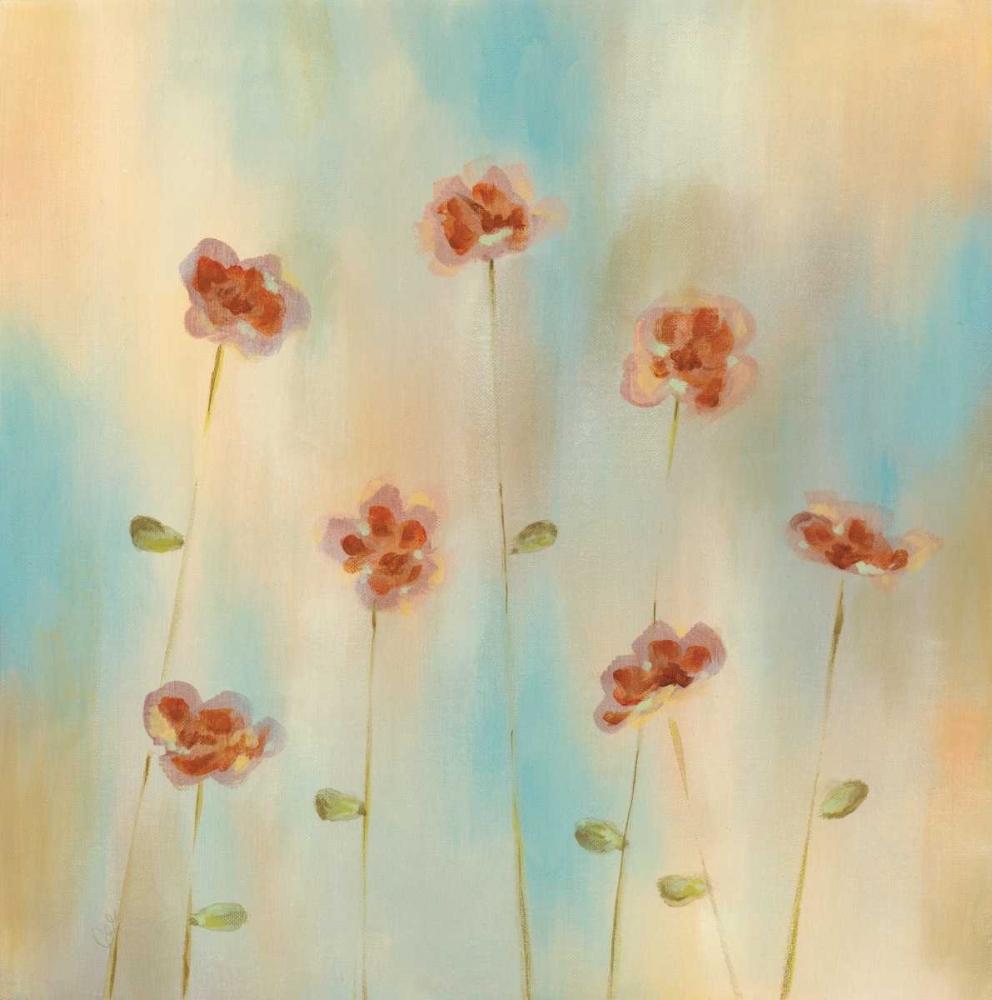Dreamy Flowers II Lee, Jeni 142598