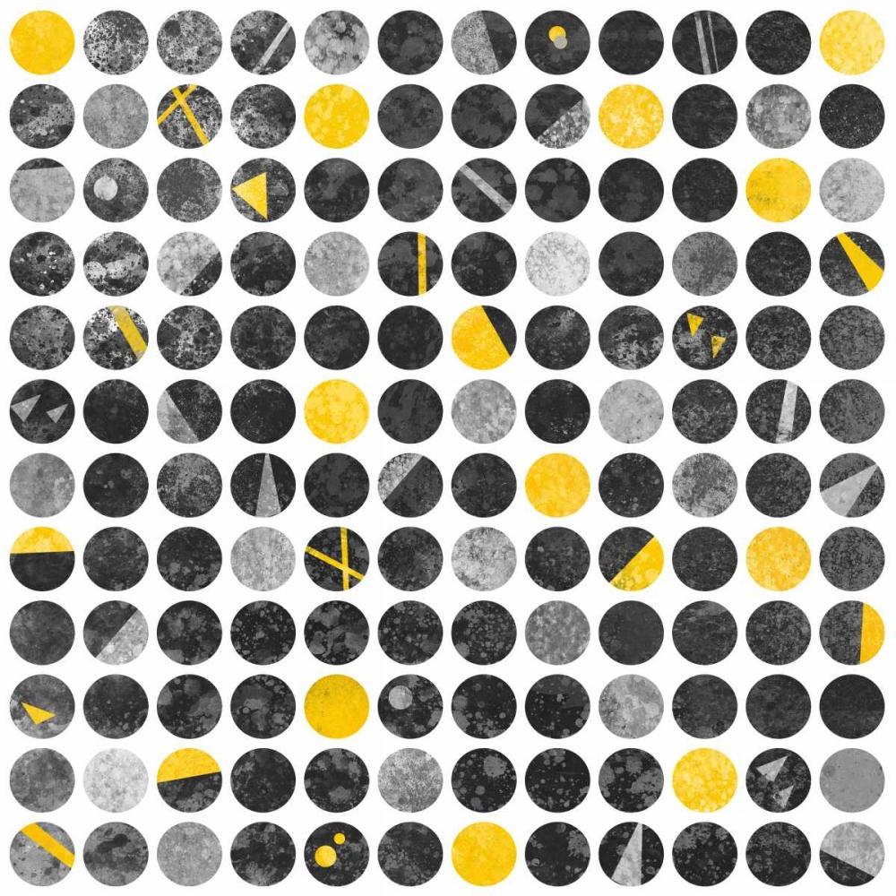 Abstract Circles Atelier B Art Studio 150803