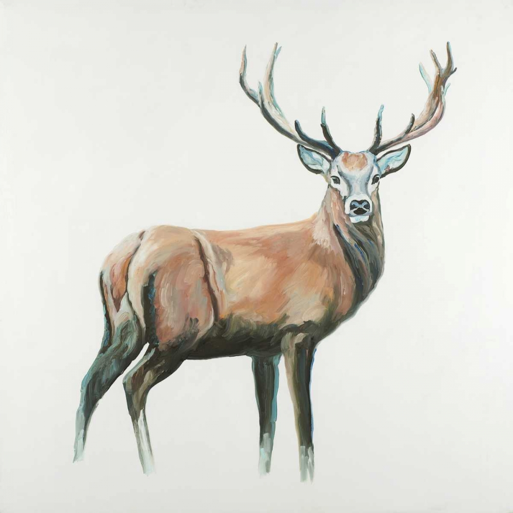 Deer Atelier B Art Studio 150831