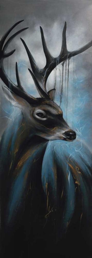 Whitetail Deer Atelier B Art Studio 150856