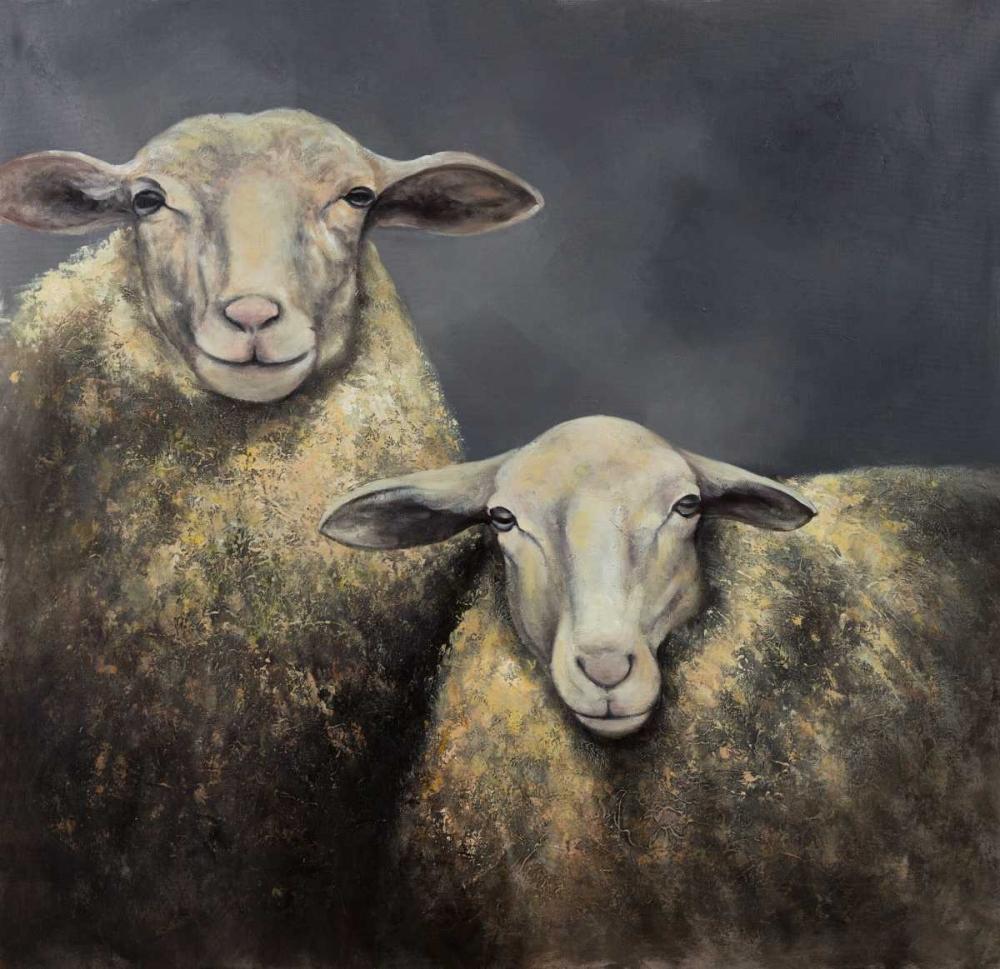 Two Sheeps Atelier B Art Studio 150860